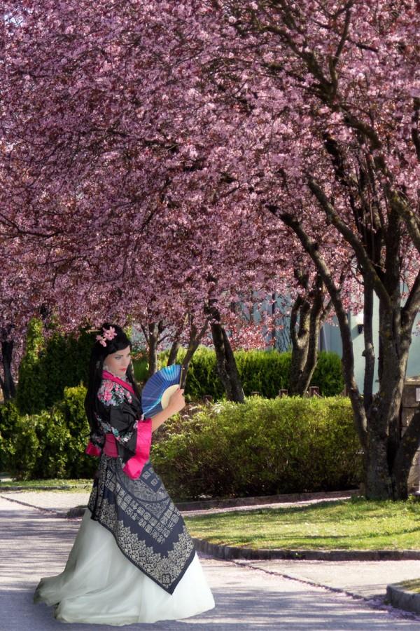 Princess Photoshooting - Mulan by Emmanuelle Wood