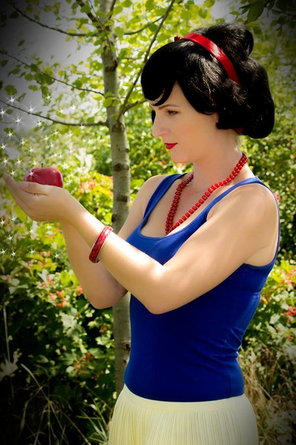 Princess Photoshoot by Emmanuelle Wood